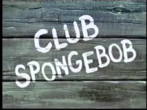 Club Spongebob uncensored
