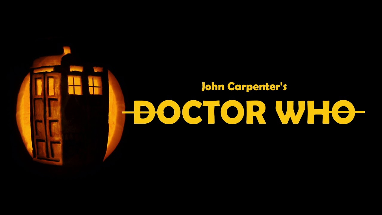 Requested: Doctor Who Halloween Theme