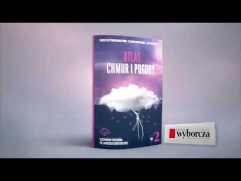 """""""Atlas chmur i pogody""""  czyli ilustrowany przewodnik po zjawiskach atmosferycznych"""