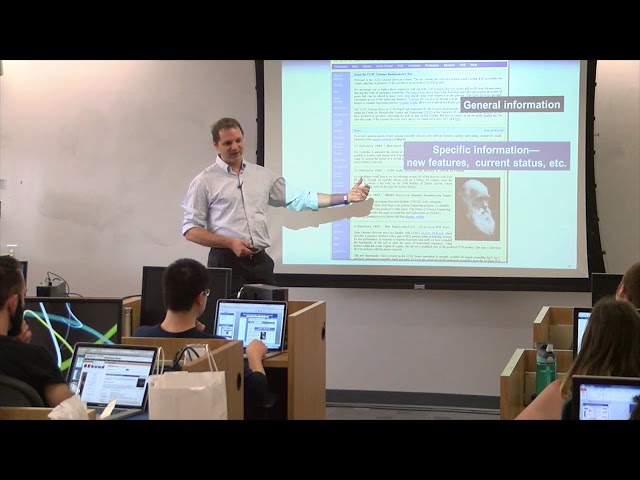 The UCSC Genome Browser and Galaxy Toolkit - Andrew Sharp, Ph.D.