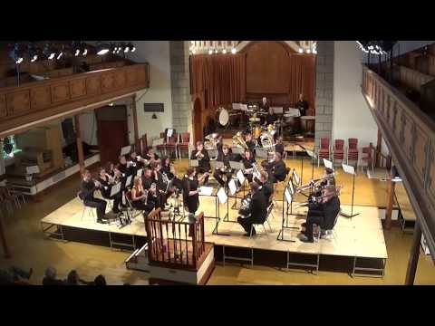 University of Chichester Brass Band Tour 2017