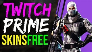 GRATIS TWITCH PRIME SKINS(Fortnite)! OHNE BANKKONTO!- Fortnite Battle Royale [DEUTSCH]