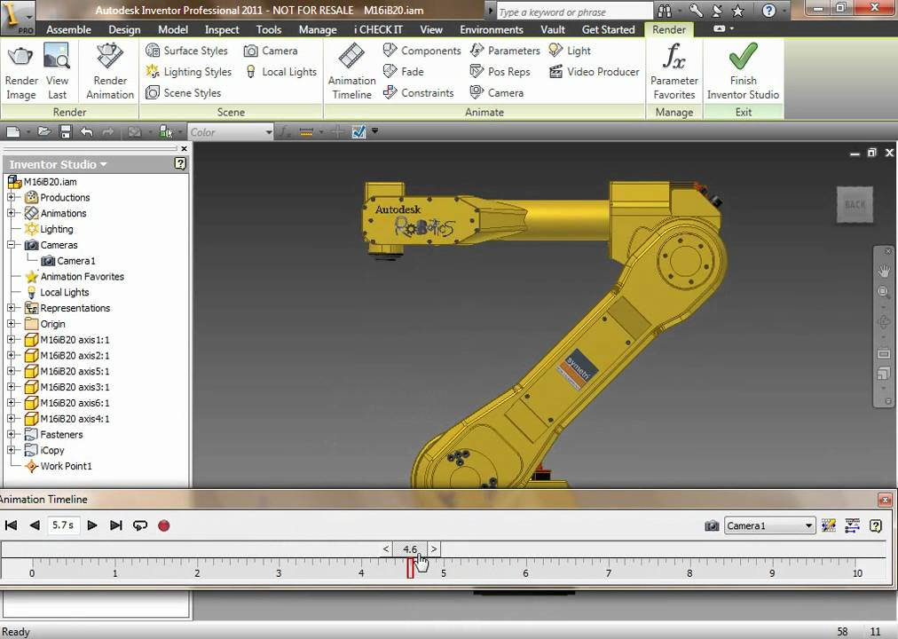 TopTen Autodesk Inventor Sites