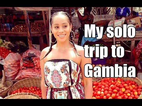 My solo trip to The Gambia