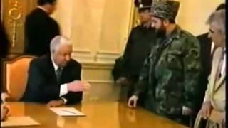 رئيس الشيشان يرغم الرئيس الروسي على تغيير مكانه