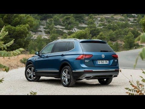 Volkswagen Tiguan Allspace 2018 - New Volkswagen SUV