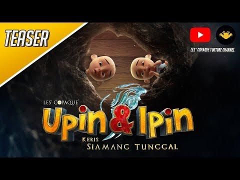 Keris Siamang Tunggal [Character Teaser] - Upin & Ipin