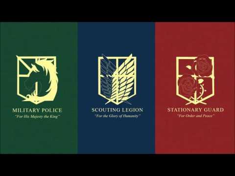 Compilation of Attack on Titan Season 2 Original Soundtrack Disc 2