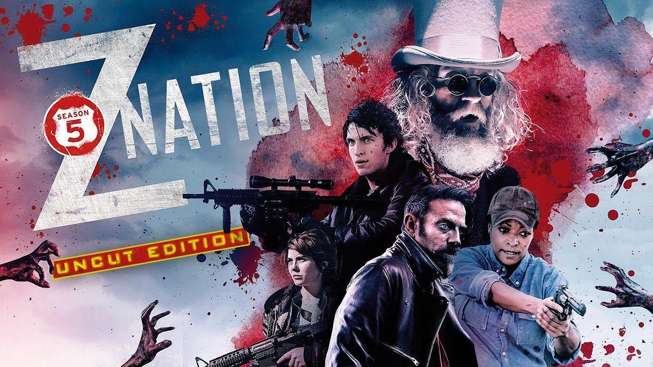 Z Nation Trailer Deutsch