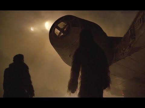 Solo: A Star Wars Story (2018) - 'Millennium Falcon' Scene [1080p]