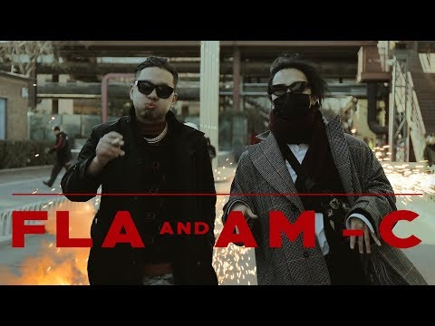 FLA ft AM-C - Yasanch yahav [Official music video]