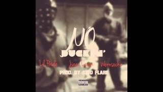 Lil Pride - No Duckin feat. Jiaer Lavon and Wornsockz [Prod. by Kidd Flare]