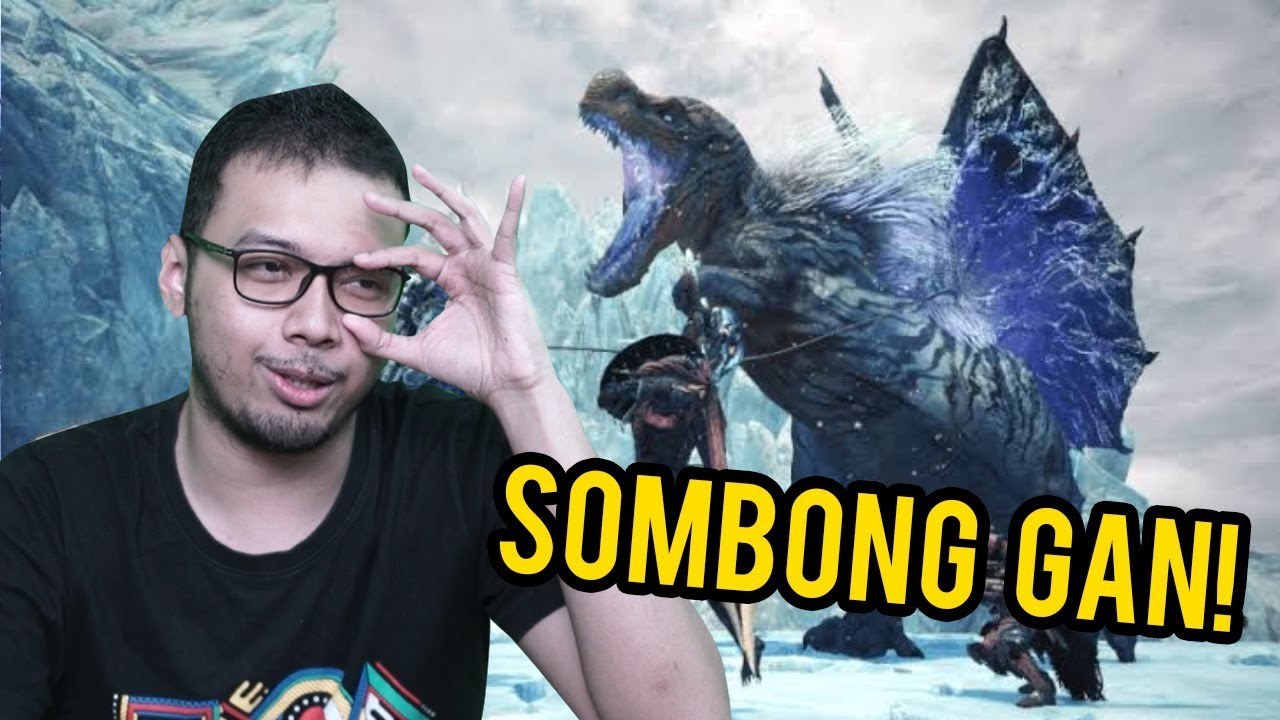 AH GAMPANG FUFUFUF - Monster Hunter World Iceborne Walkthrough Indonesia (9) thumbnail
