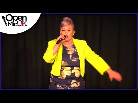 NEVER FORGET YOU – NOISETTES performed by CHARLOTTE at Open Mic UK music competition