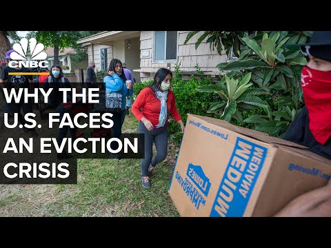 Why The U.S. Faces An Eviction Crisis