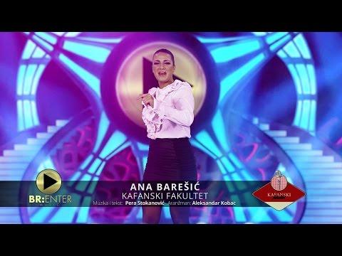 Ana Barešić - Kafanski fakultet - VIDEO SPOT (Kafanski fakultet 2015)