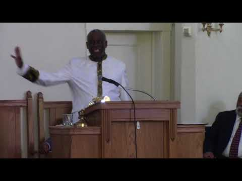 "Bishop Lindsay Jones ""The Moment Jesus Died"" Part 2"