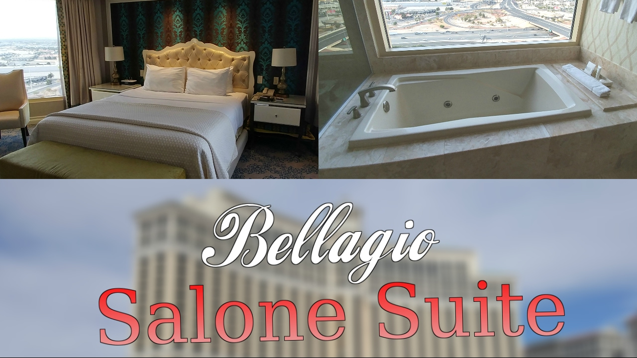 Bellagio salone suite room tour 2017 youtube for Salone suite