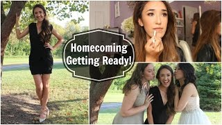 Get Ready with Me | Senior Homecoming Thumbnail