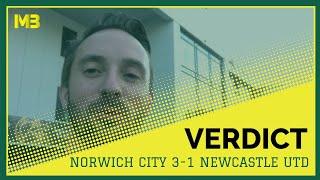 Norwich City 3-1 Newcastle United | Michael Bailey - Premier League Verdict