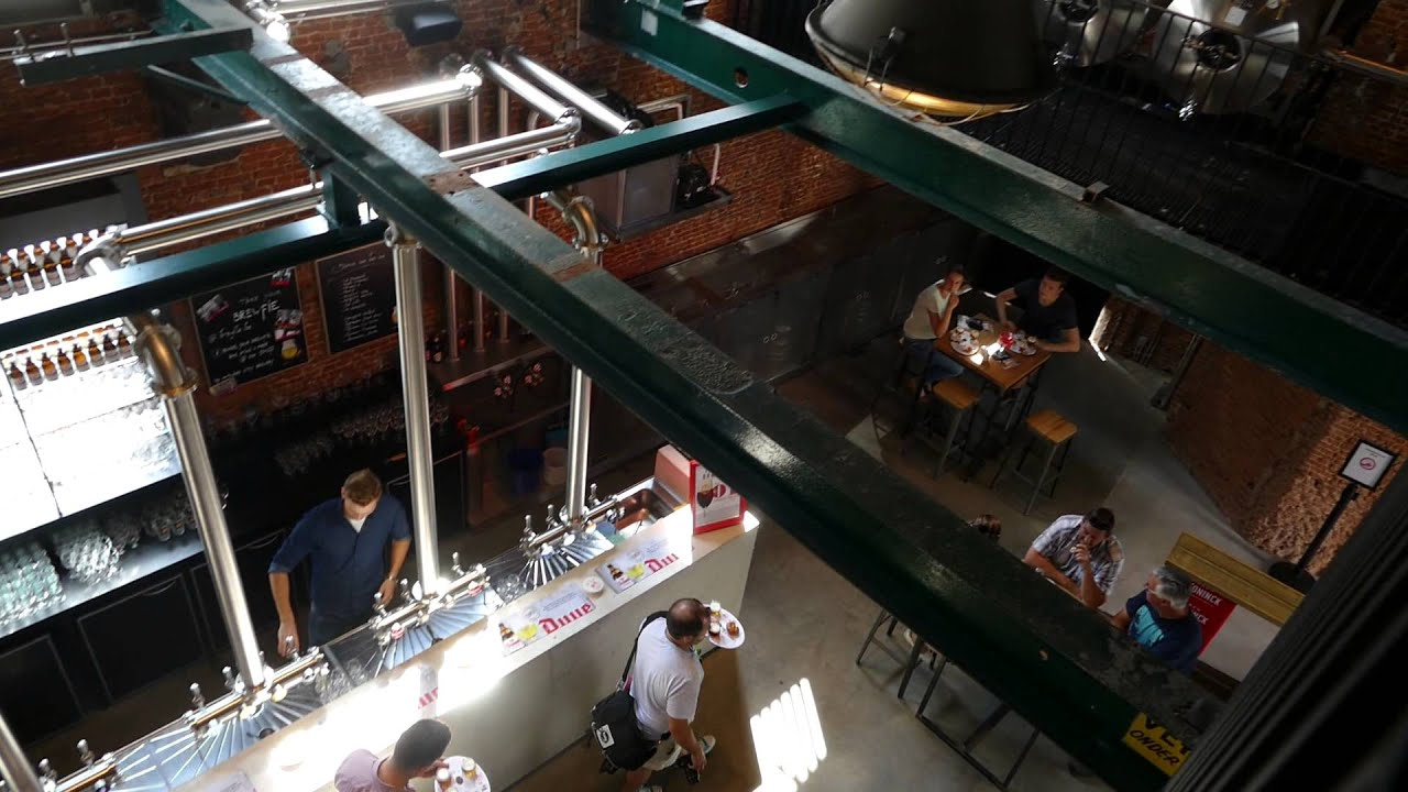 De Koninck Brewery Tour