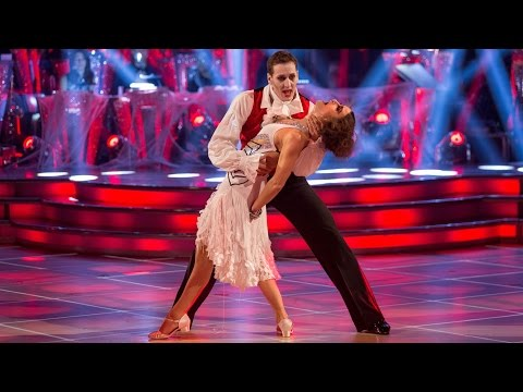 Kirsty Gallacher & Brendan Cole Charleston to 'Bad Romance' - Strictly Come Dancing:  2015