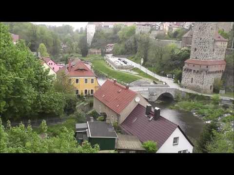 Bautzen and surrounds, Saxony, Germany, May 2017
