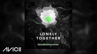"Avicii - Lonely Together ""OFFICIAL INSTRUMENTAL"" (One Hour Version)"