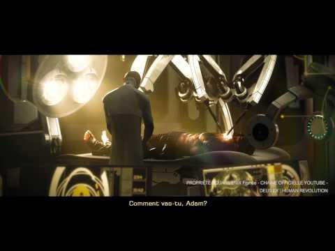 Deus Ex : Human Revolution - Trailer Cinématique - Director's Cut