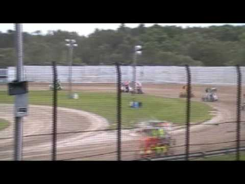 Whip City Speedway 750cc Feature 7 11 09