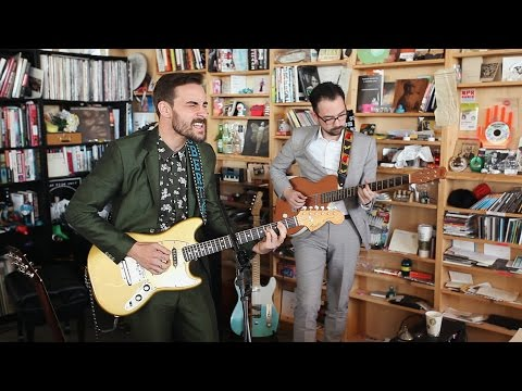 Robert Ellis: NPR Music Tiny Desk Concert