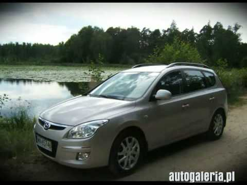 hyundai i30 cw 1 6 crdi video test youtube. Black Bedroom Furniture Sets. Home Design Ideas