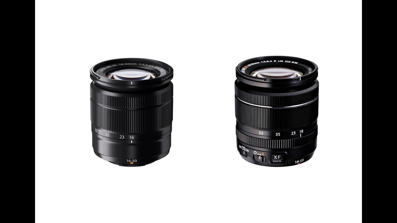 FUJINON XC16-50mmF3.5-5.6 OIS II Lens X64 Driver Download
