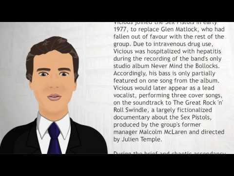 Sid Vicious - Wiki Videos