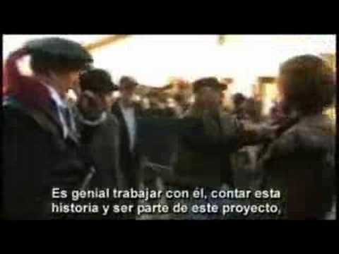 Making of La Conjura de El Escorial 33