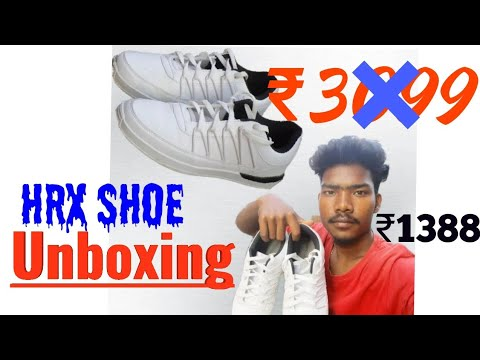Unboxing my new HRX shoe | & cycle washing | AAB K Nature