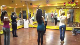 ТанцКвартал, урок бачата (Bachata)