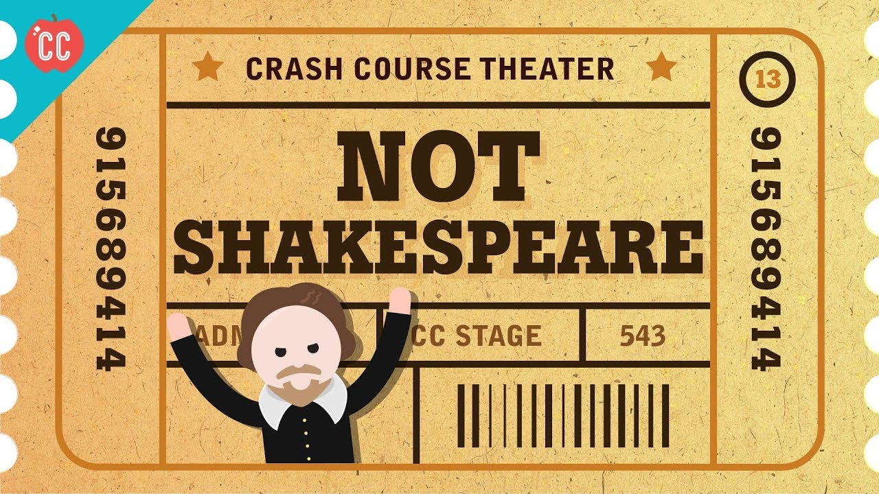 Download The English Renaissance and NOT Shakespeare: Crash Course Theater #13