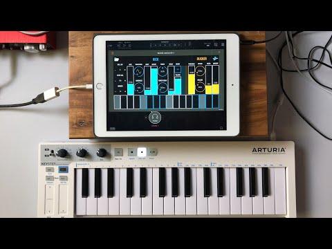 BLEASS Sidekick AUv3 - Kick Drum & Sidechain Compressor - Live Stream