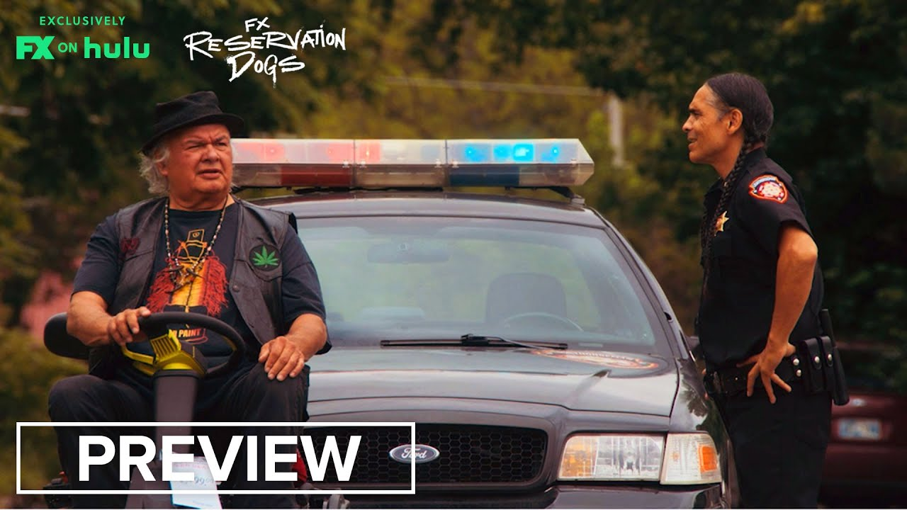Reservation Dogs | Jurisdiction - Season 1 Preview | FX on Hulu