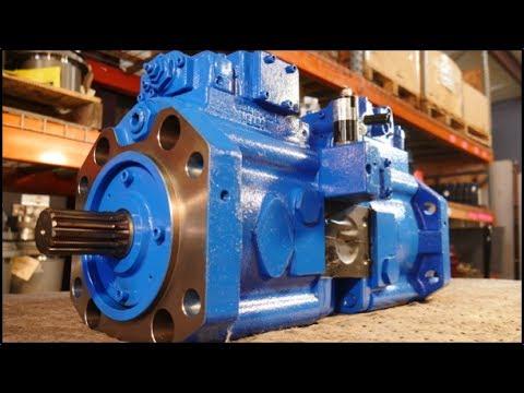 Eaton Hydraulic Pump (Texas Final Drive)
