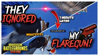 PUBG IGNORED MY FLARE..! | SOL…