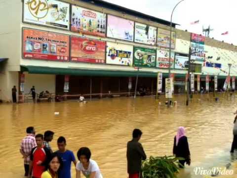 Banjir di Tanah Merah Kelantan