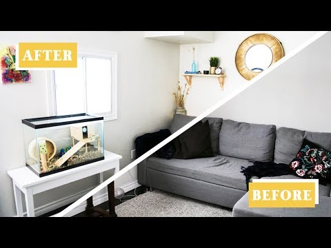 make your small space feel BIG!