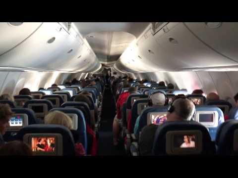 (New Interior) Delta Airlines 75D(+75H) First Class Trip Rep