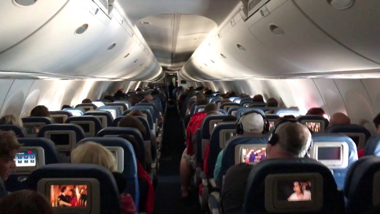 New Interior Delta Airlines 75d 75h First Class Trip Report