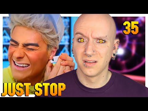 Reacting To DIY Piercing Fail From Sebastian Bails | Piercings Gone Wrong 35 | Roly Reacts