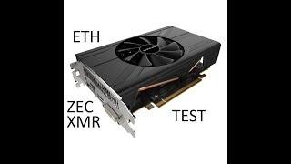 SAPPHIRE PULSE Radeon RX 570 MINI - mining performance