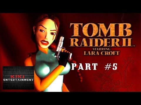 Tomb Raider II (1997) - Level 5 - Offshore Rig - Complete Walkthrough