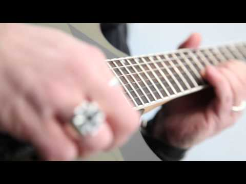 Lost Without You1080p Ibanez JPM100P4 Camo